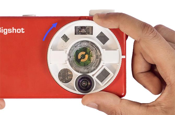 Lens Wheel 07