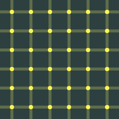 Scintillating Grid