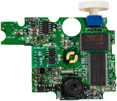 Figure 1: Printed Circuit Board